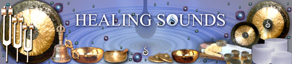 Healing Sounds Products