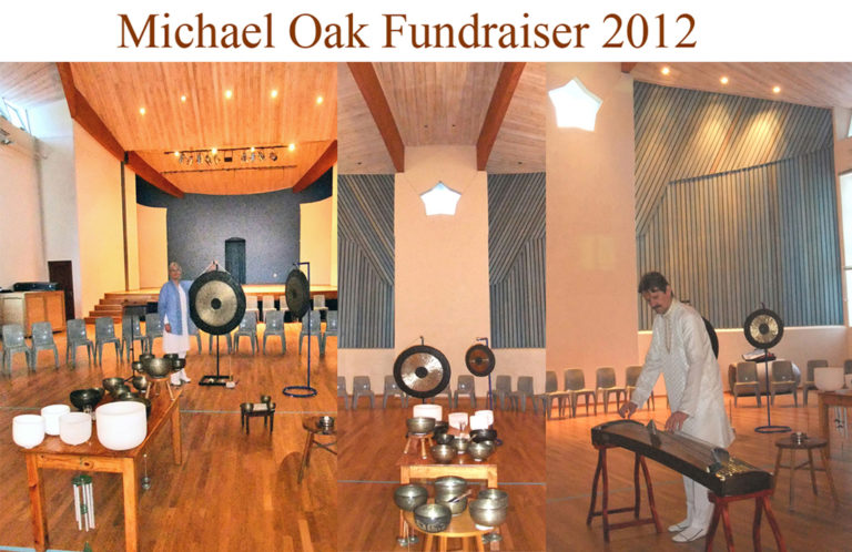 Michael Oak Fundraiser