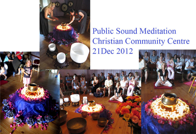 Public Sound Meditation